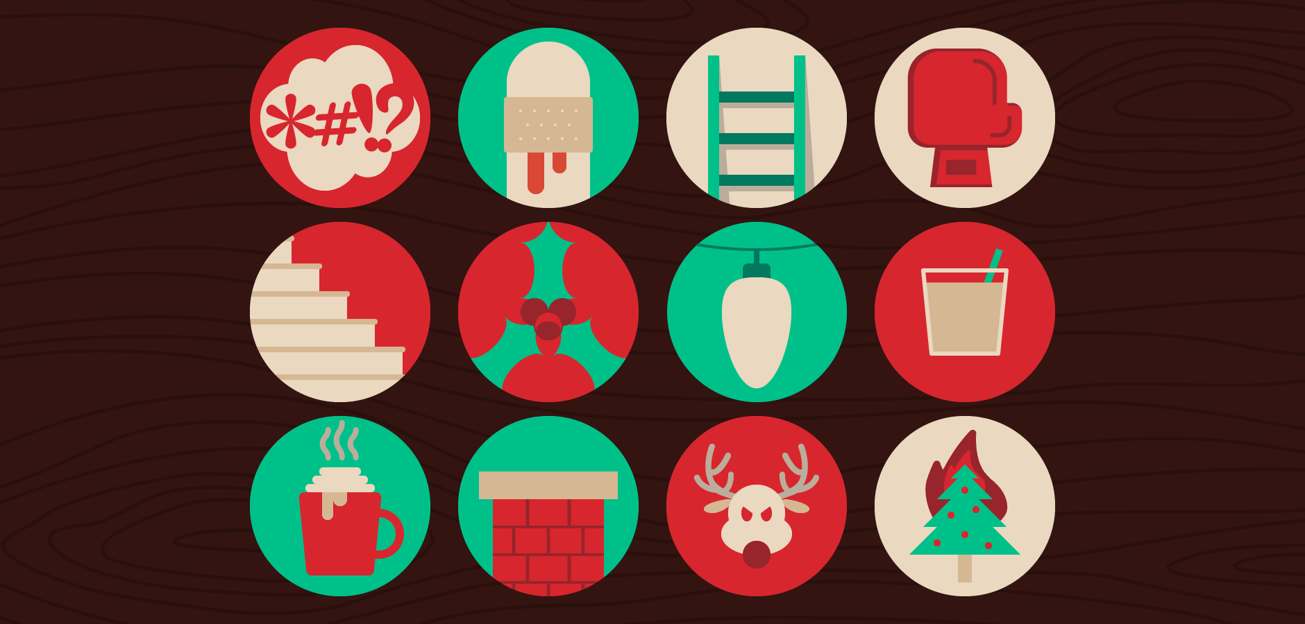 The 12 Codes of Christmas