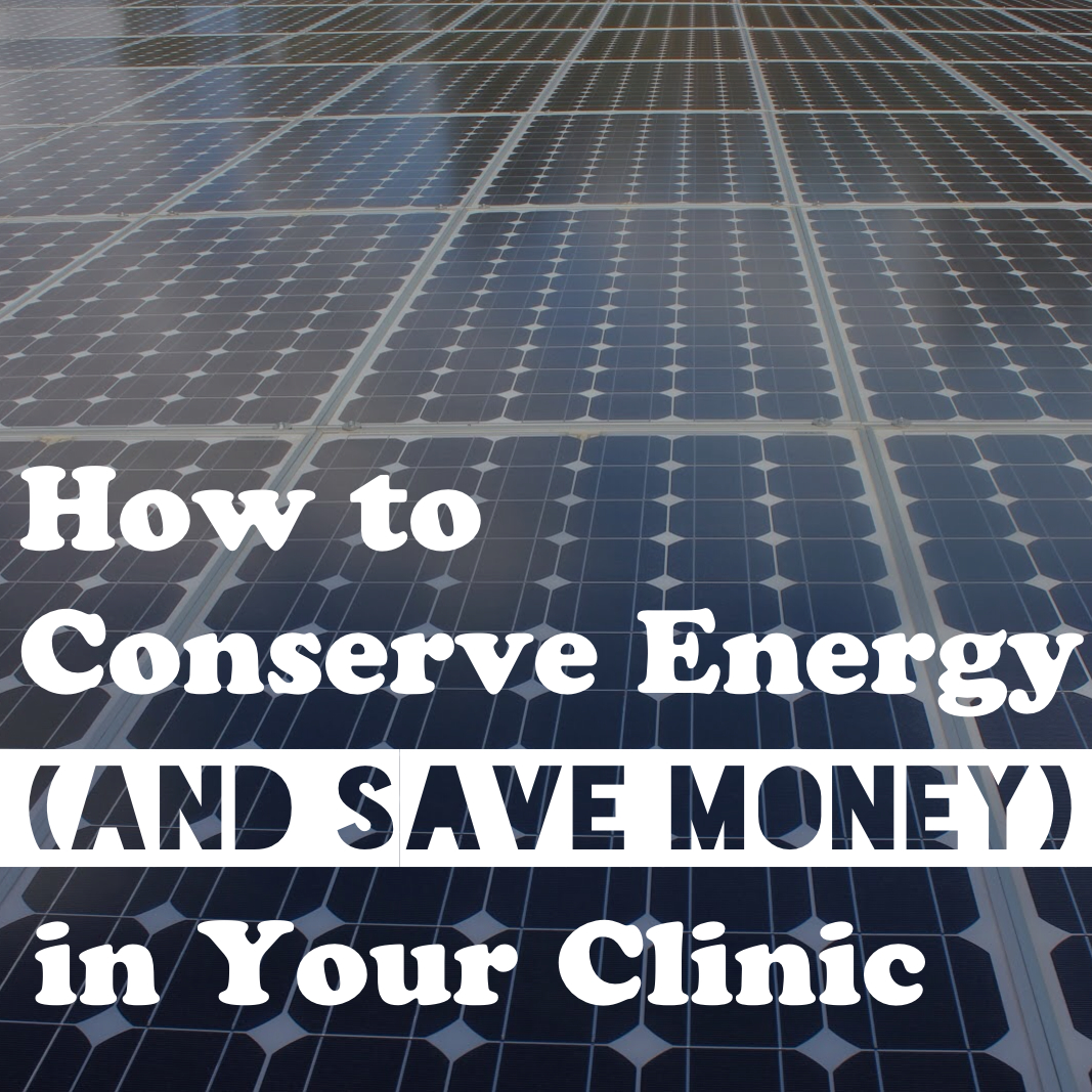 how to conserve energy