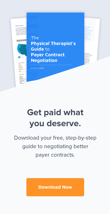 Skyscraper Ad The Physical Therapists Guide To Payer Contract Negotiation