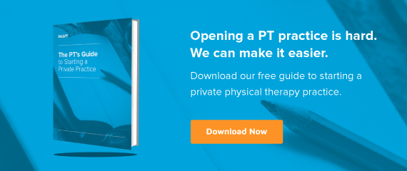 Desktop Ad the PTs Guide to Starting a Private Practice