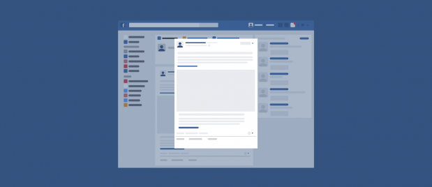 computer windows of social media platforms layered atop each other