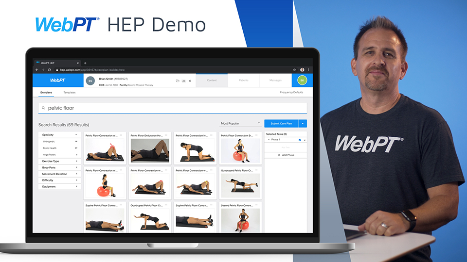HEP Demo Video
