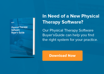 Mobile Ad Physical Therapy Software Buyers Guide