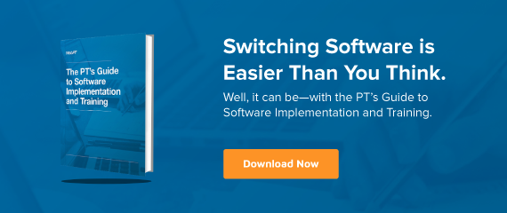 Desktop Ad The PTs Guide to Software Implementation and Training