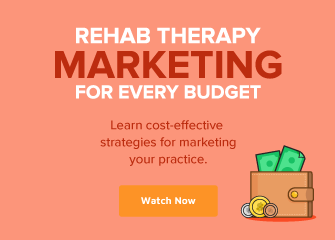 Mobile Rehab Therapy Marketing Webinar Ad