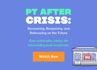 Mobile PT After Crisis Webinar Ad