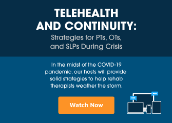 Mobile Ad Telehealth and Continuity Webinar