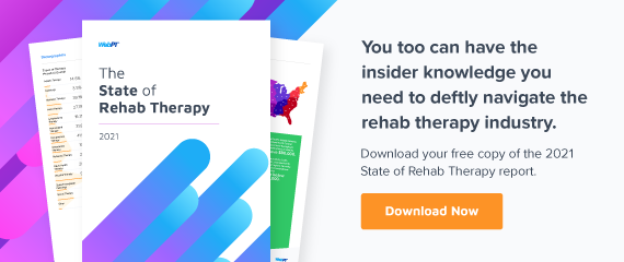 State of Rehab Therapy 2021