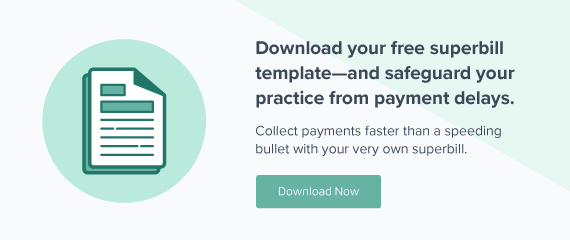 Free Superbill Template for Cash-Based Physical Therapists