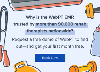 Get One Month Free of WebPT